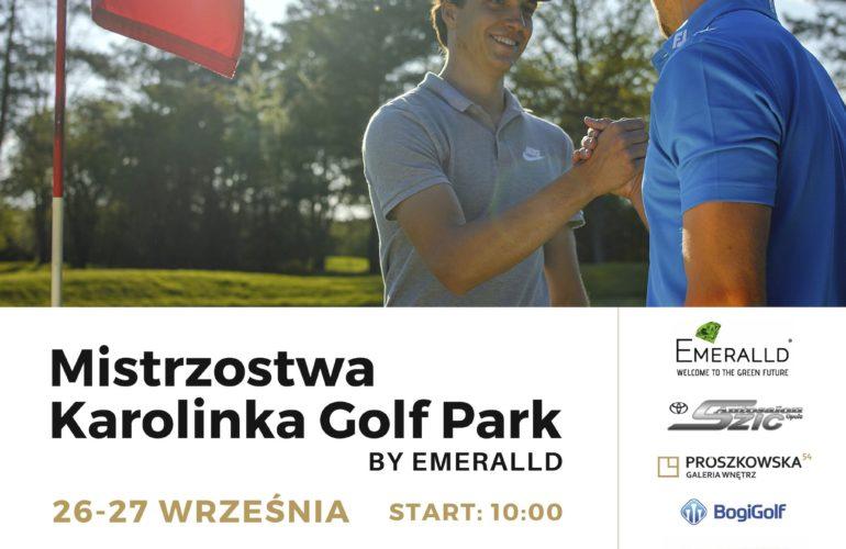 Mistrzostwa Karolinka Golf Park