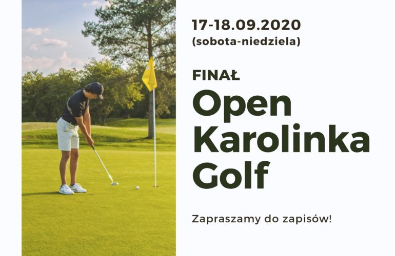 Finał open Karolinka Golf