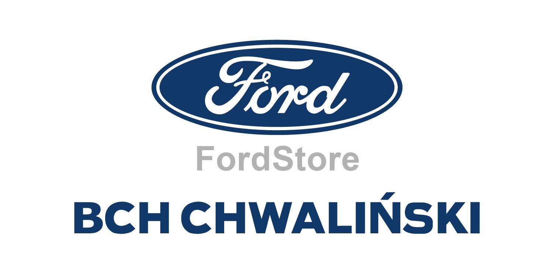 BCH Chwaliński Ford logo