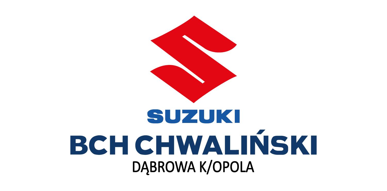 Chwaliński Suzuki logo