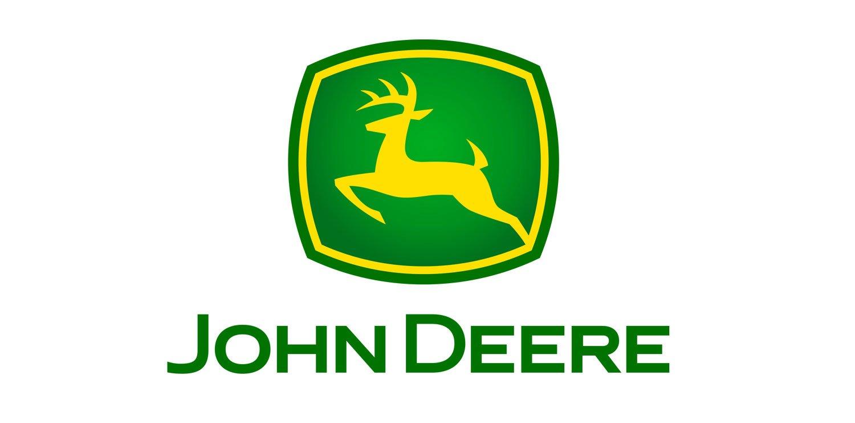 John Deere logo sponsor
