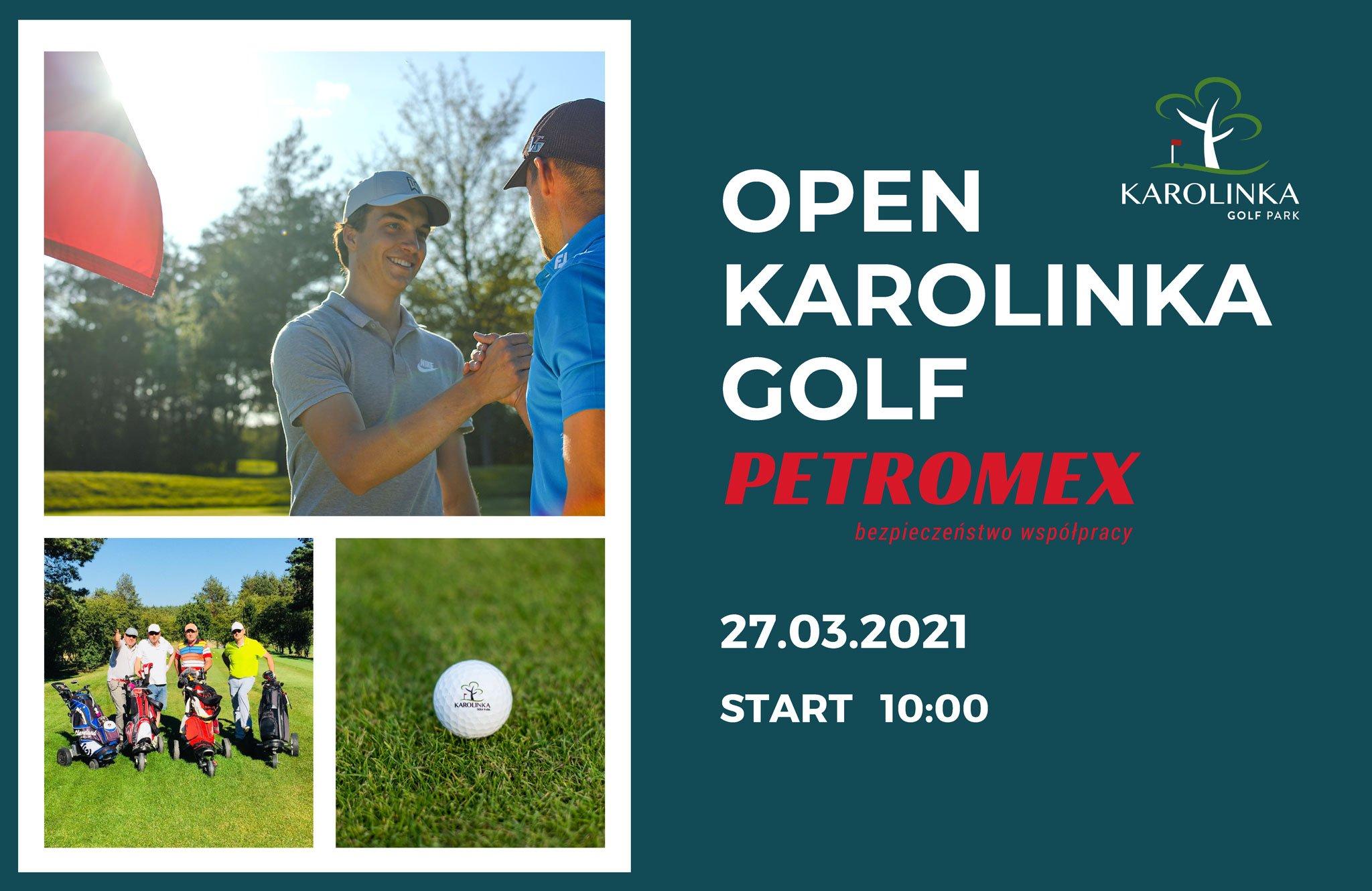 Open Karolinka Golf Petromex turniej