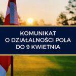 Pole golfowe covid