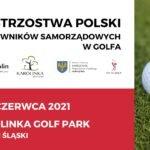 I Mistrzostwa Pracowników Samorządowych w Golfa