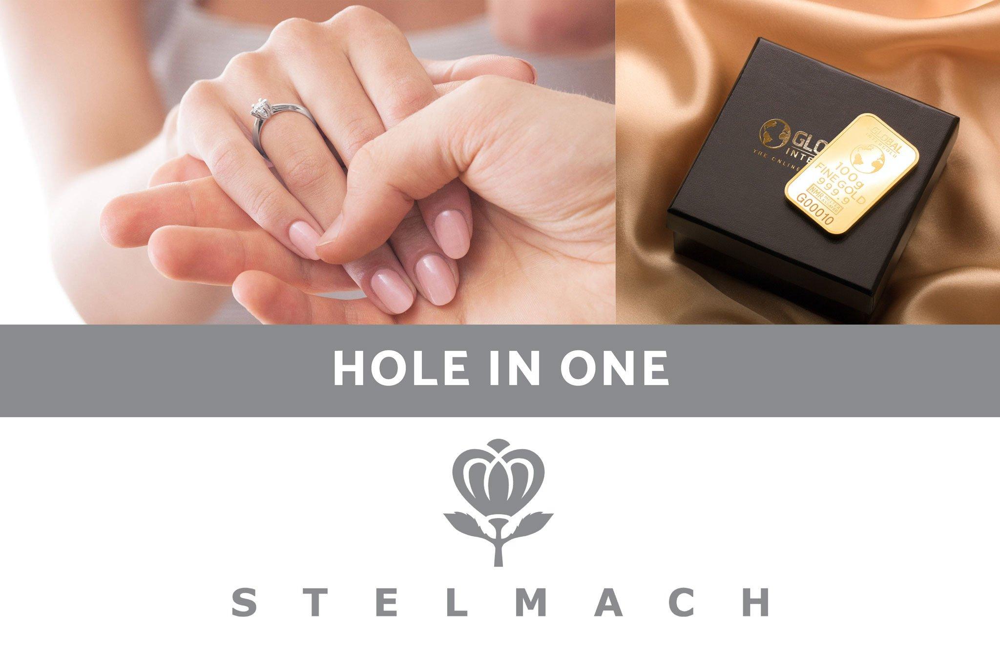 Stelmach hole in one Karolinka