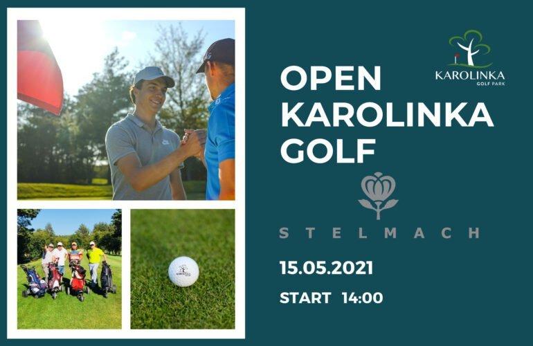 turniej Open Karolinka Golf by Stelmach